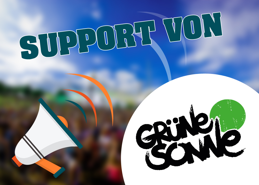Support Grüne Sonne